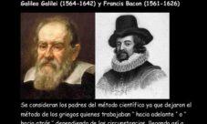 ¿Quién invento el método científico?